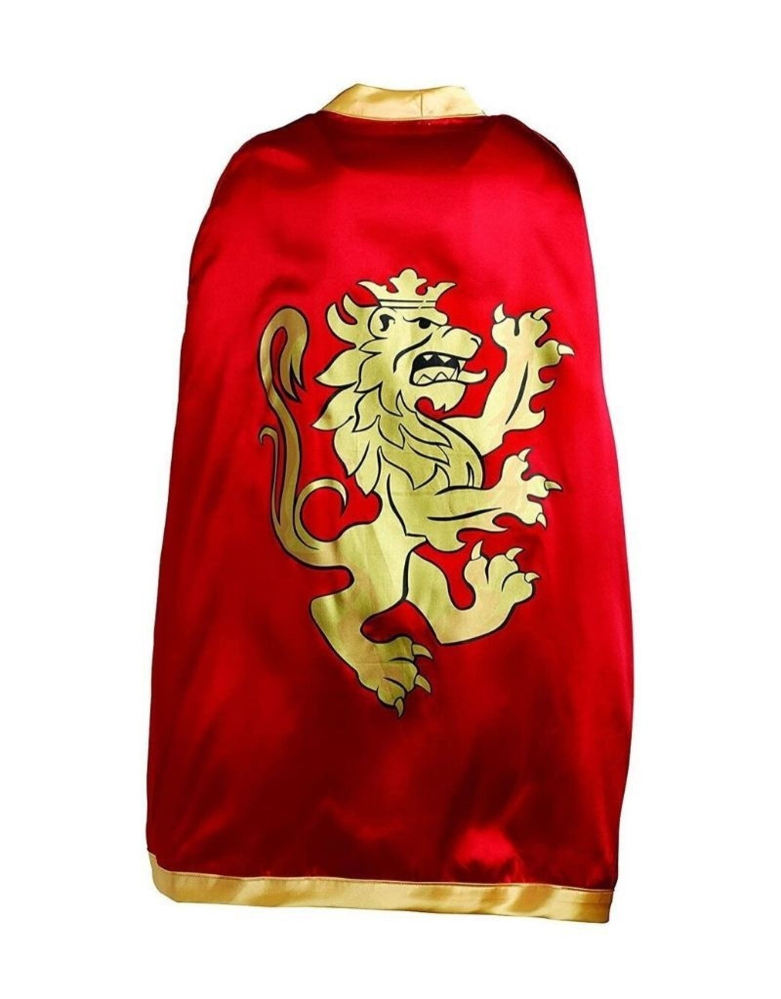 Noble Knight Cape Red