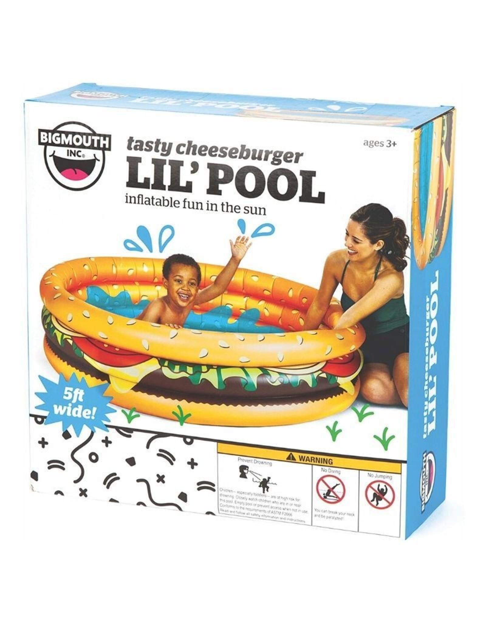 BigMouth Inc. Hamburger Kiddie Pool