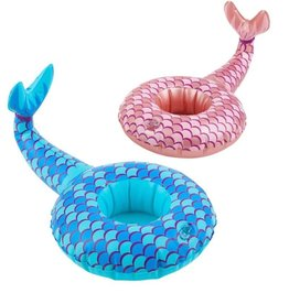 BigMouth Inc. Mermaid Tails Beverage Boat 2pc