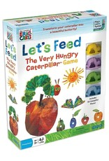 Let's feed very hungry caterpillar