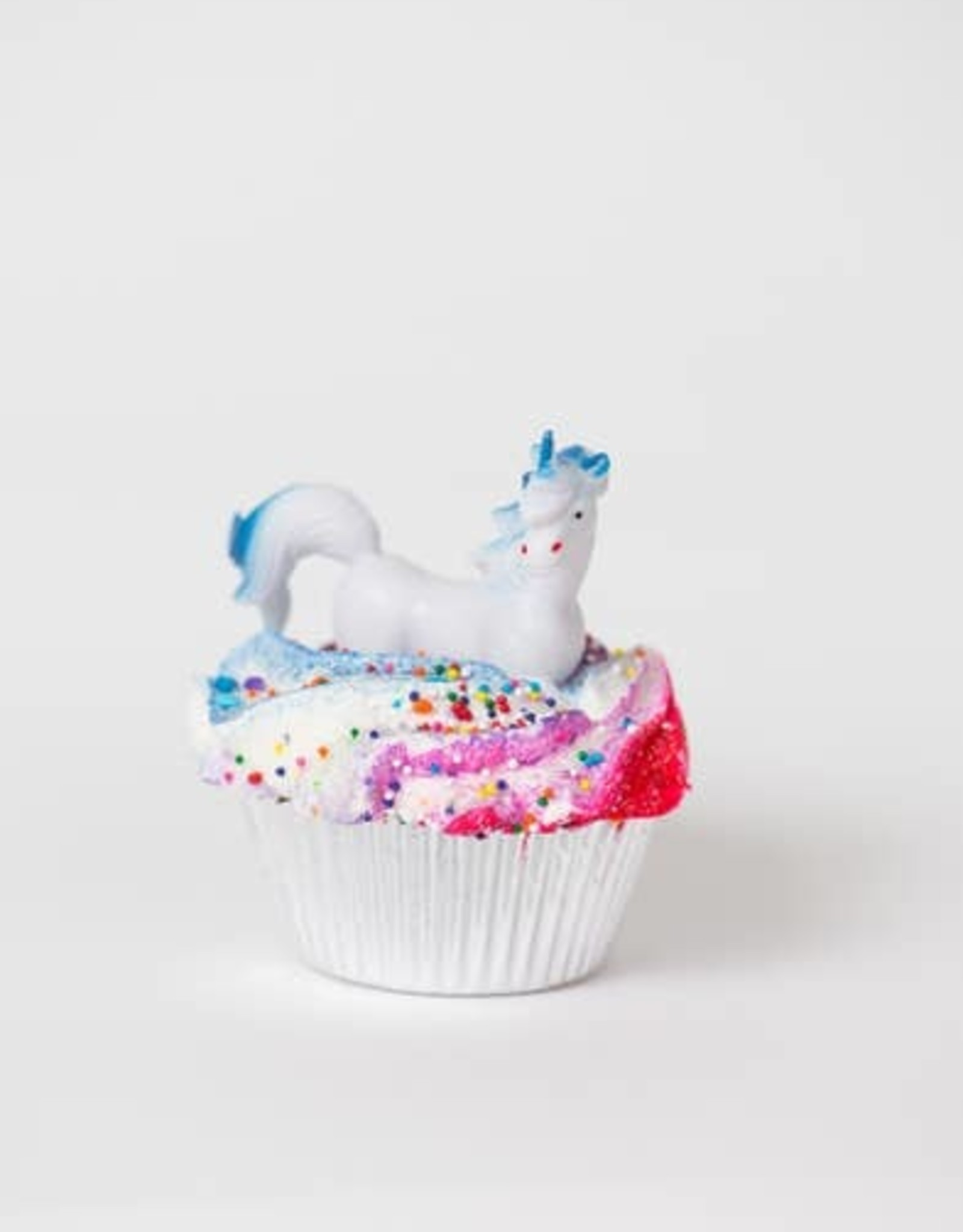 Feeling Smitten Unicorn Cupcake Bath Bomb