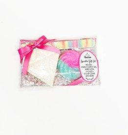 Feeling Smitten Sparkle Travel Gift Set