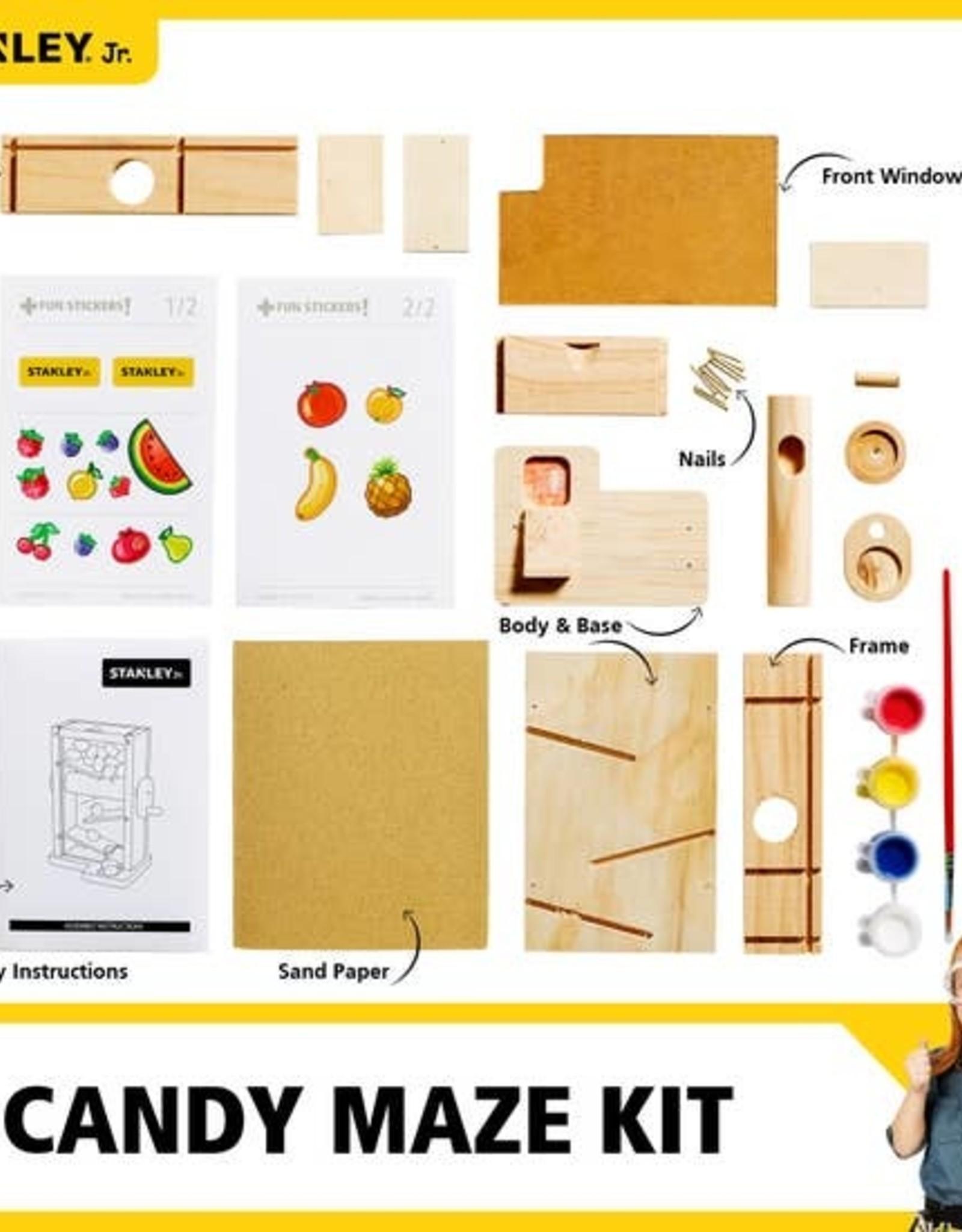 Stanley Jr Candy Maze Kit