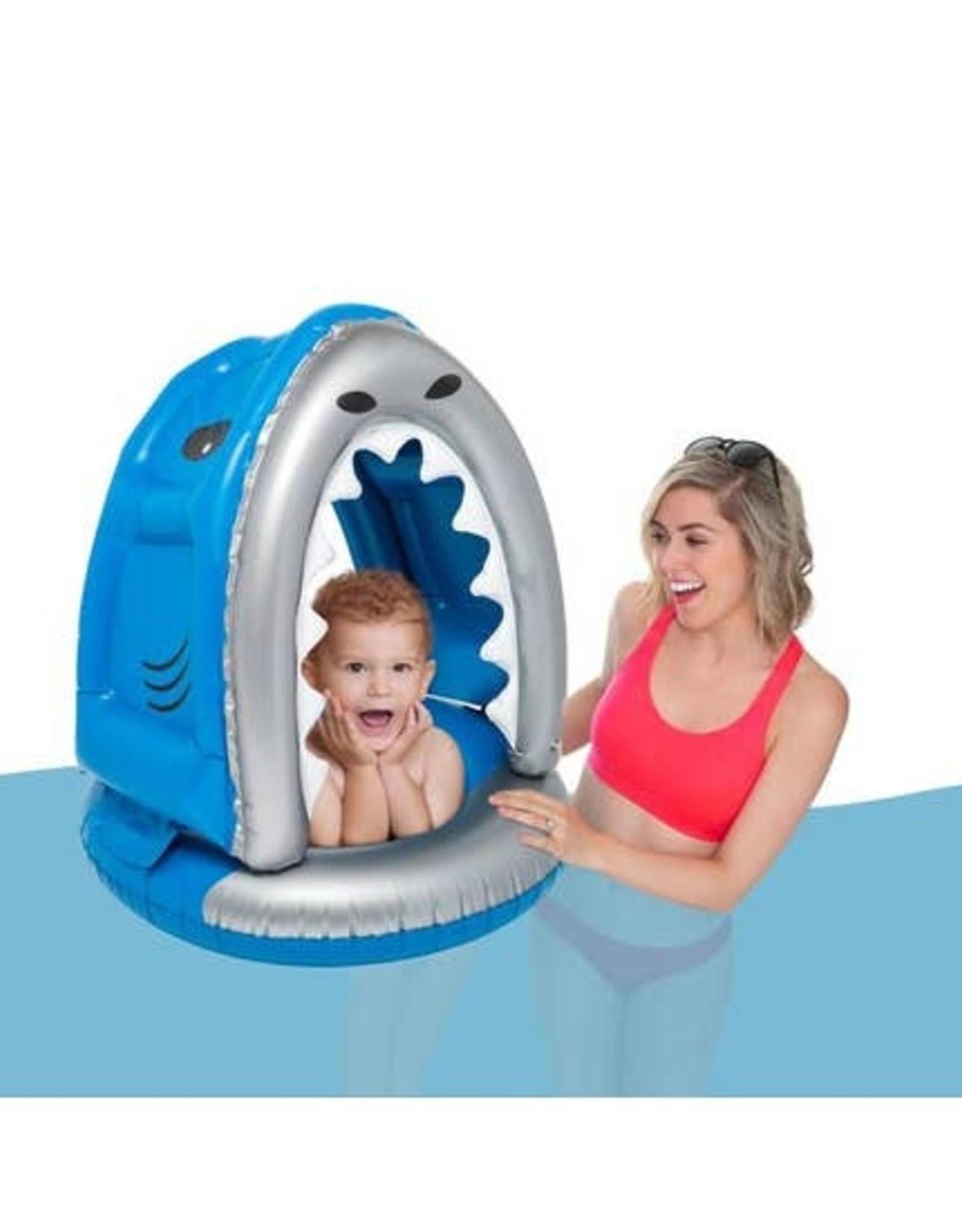 BigMouth Inc. Shark Float with Canopy