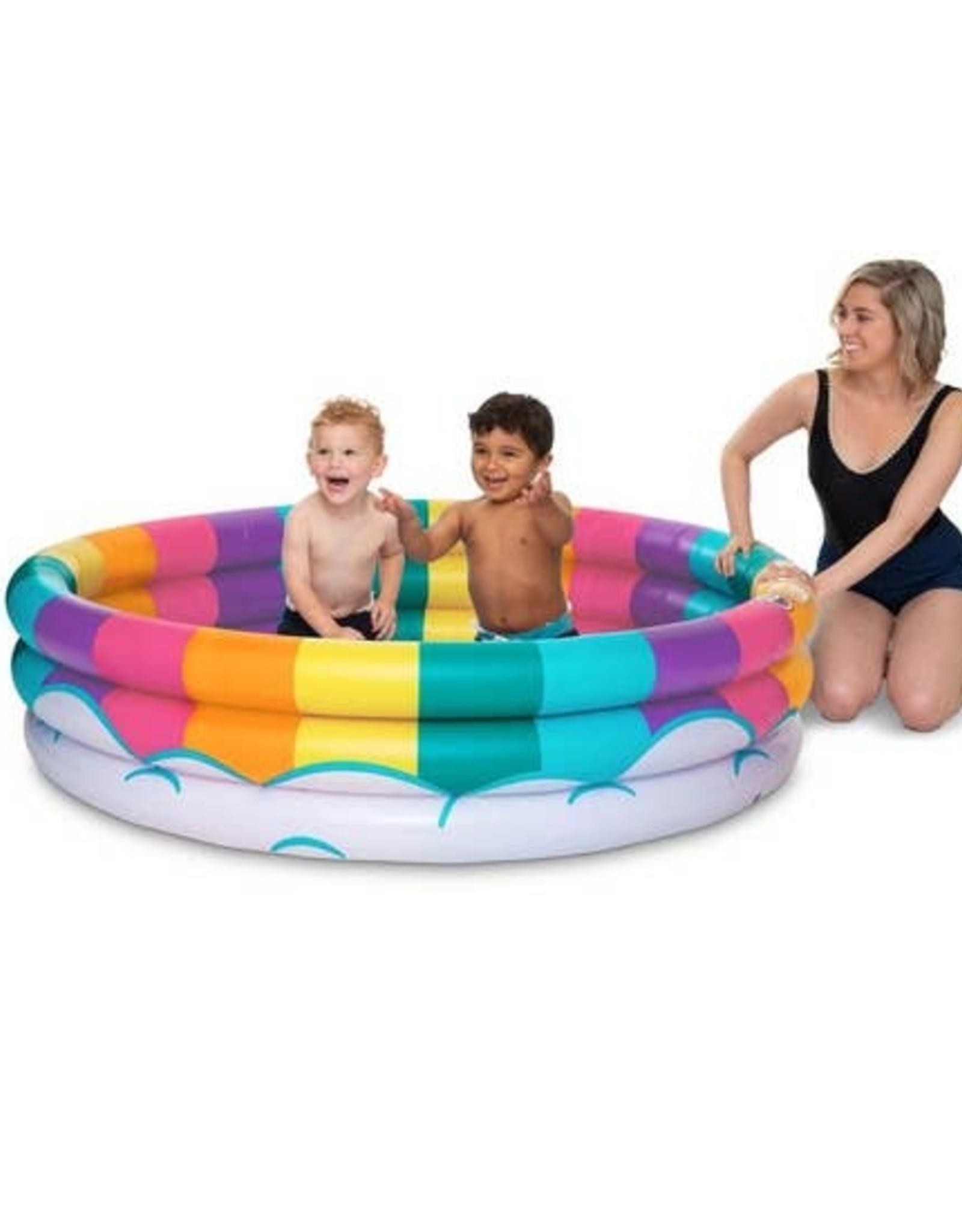BigMouth Inc. Rainbow Kiddie Pool