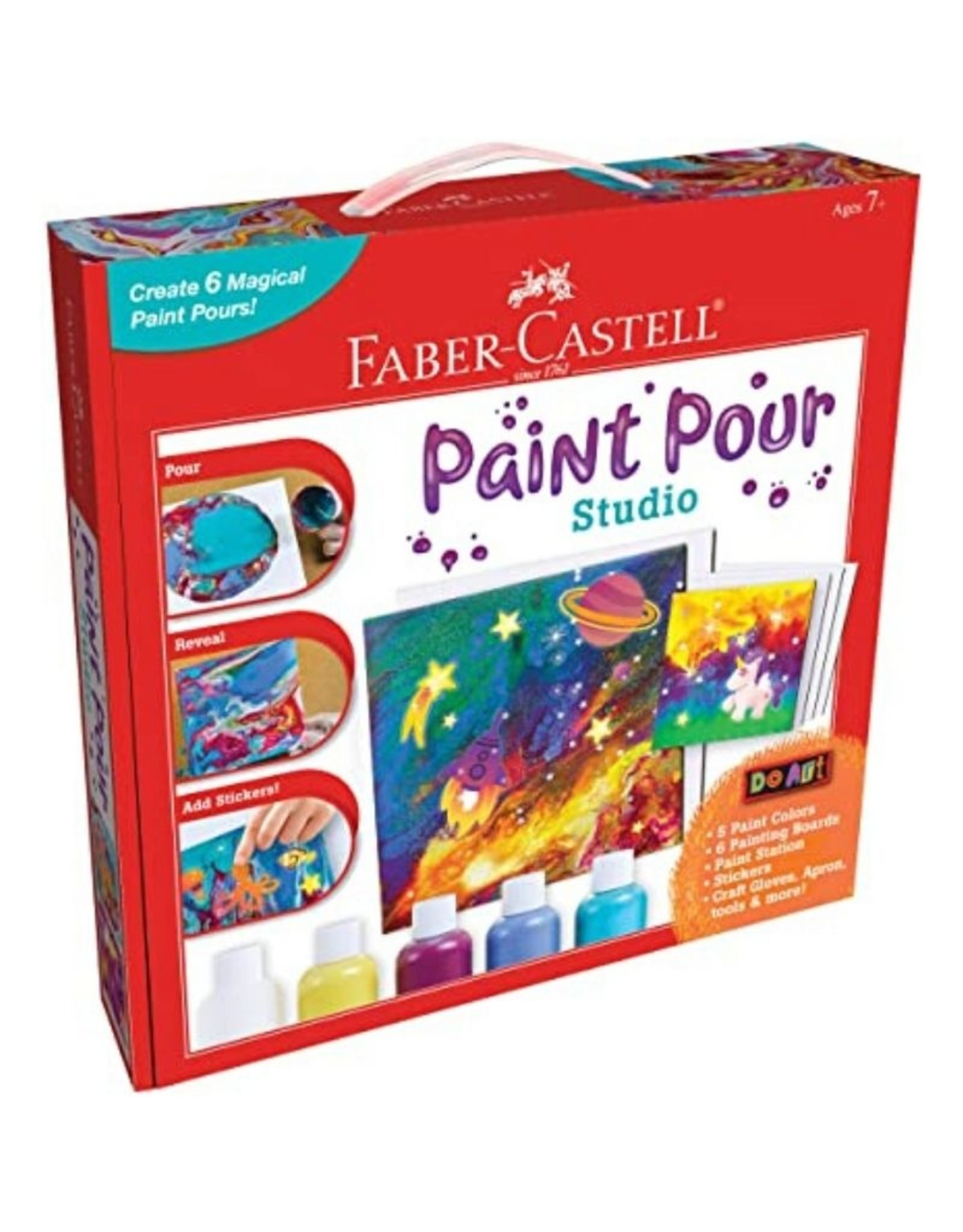 Faber-Castell Paint Pour Studio