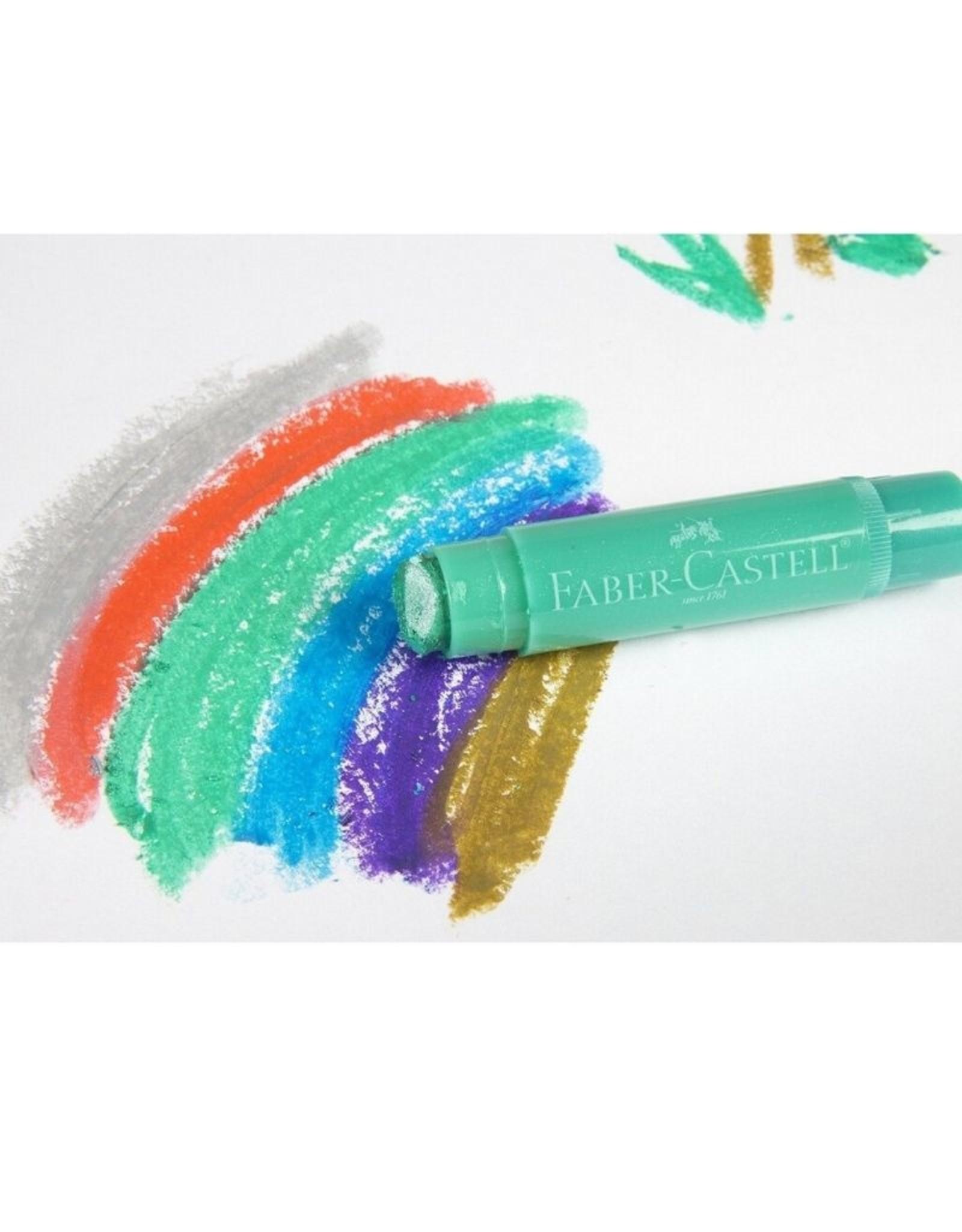 Faber-Castell Metallic Gel Sticks