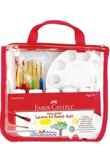 Faber-Castell Learn to paint set