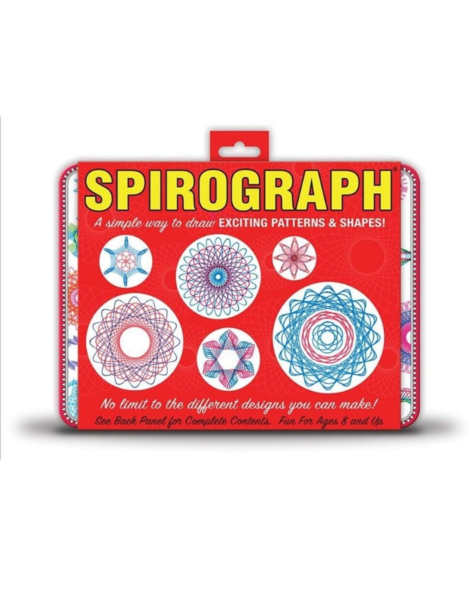 Spirograph retro