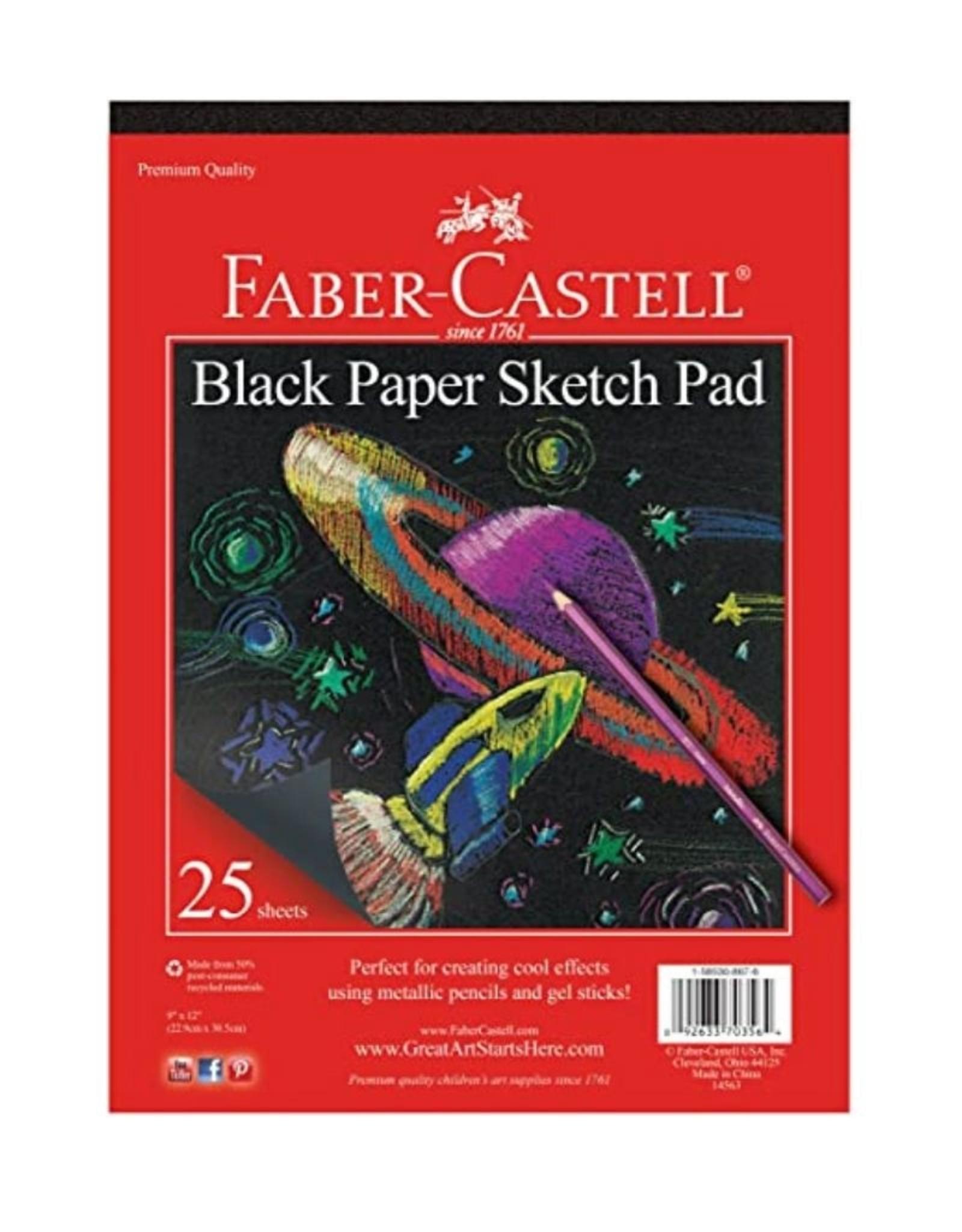 Black Paper Pad