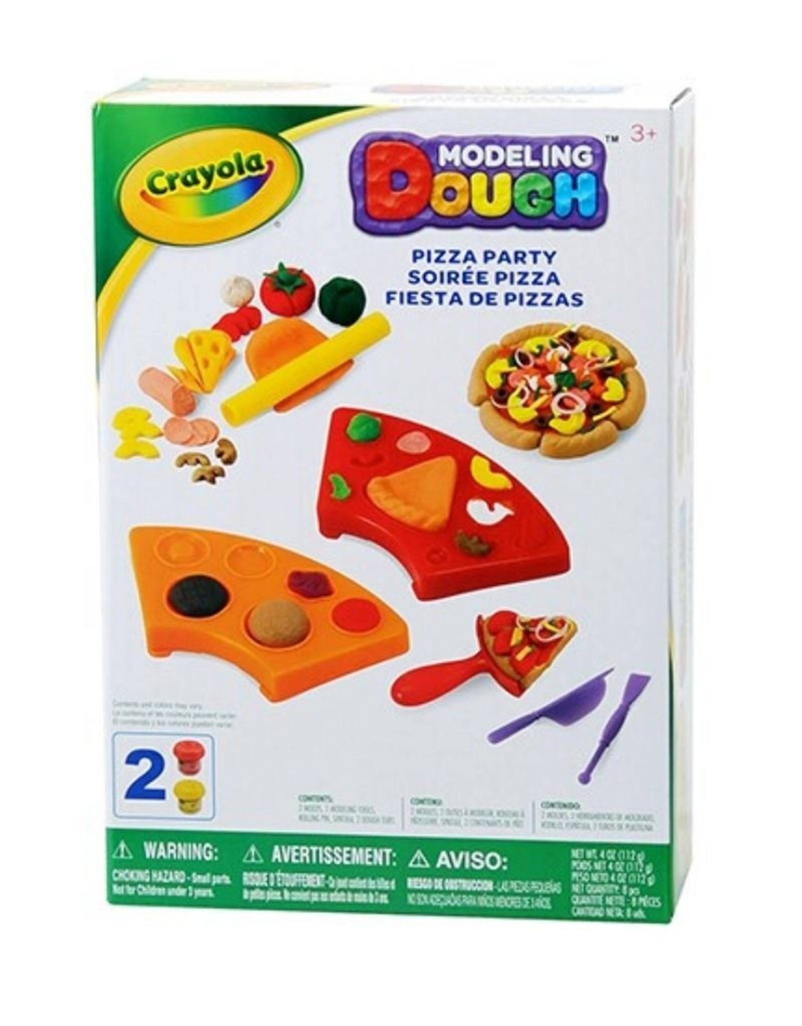 Crayola Dough Pizza Playset