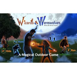 Starlux games Wizards and Werewolves