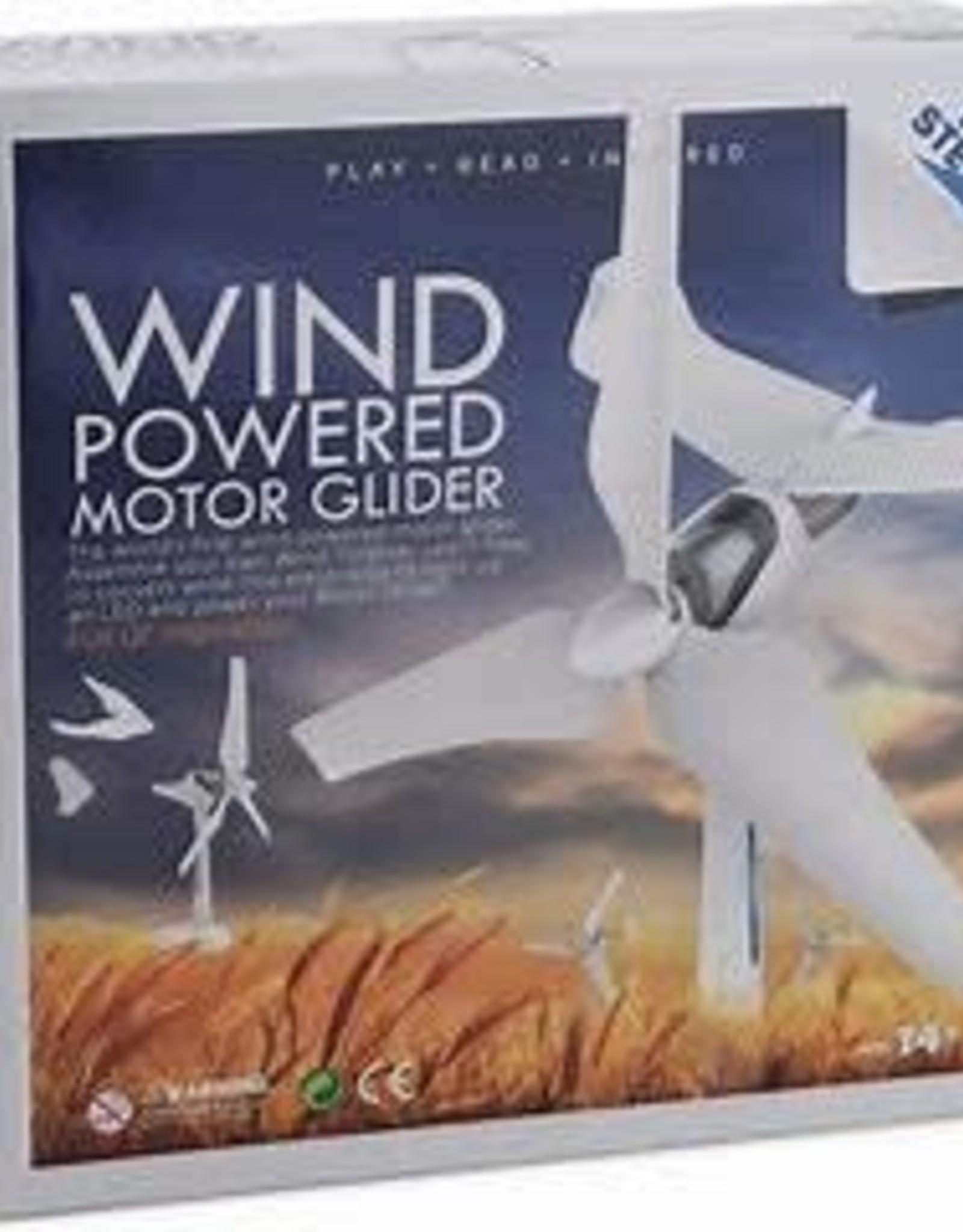 PlaySteam Wind Powered Motor Glider