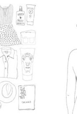 Paris Street Style A Coloring Book