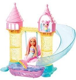 Mattel Barbie Mermaid Playground FXT20