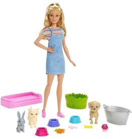 Mattel Barbie Play n Wash Pets