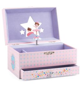 Djeco Treasure Box Ballerina