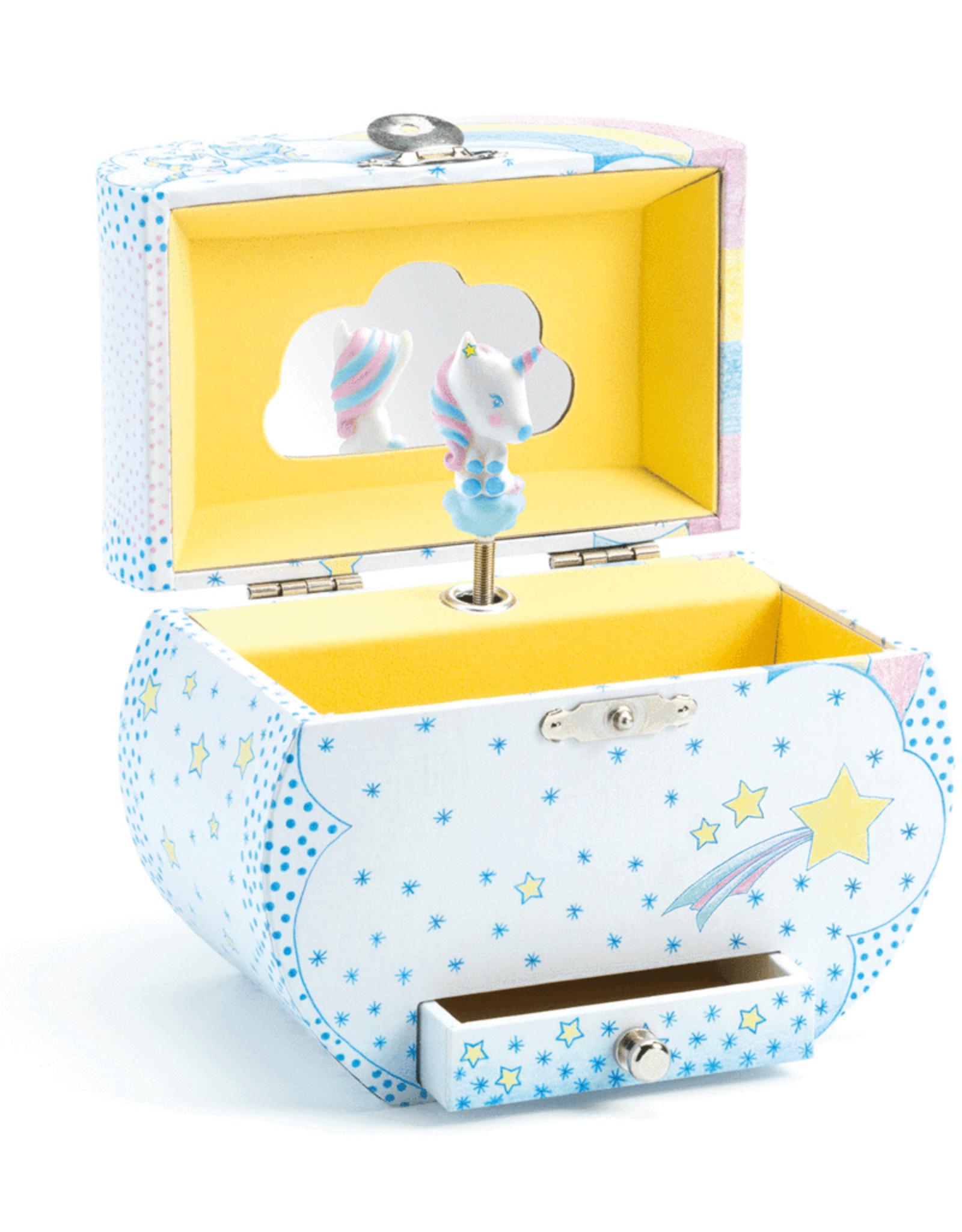 Djeco Treasure Box Unicorn Dream