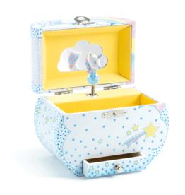 Djeco Treasure Box Unicorn Dream