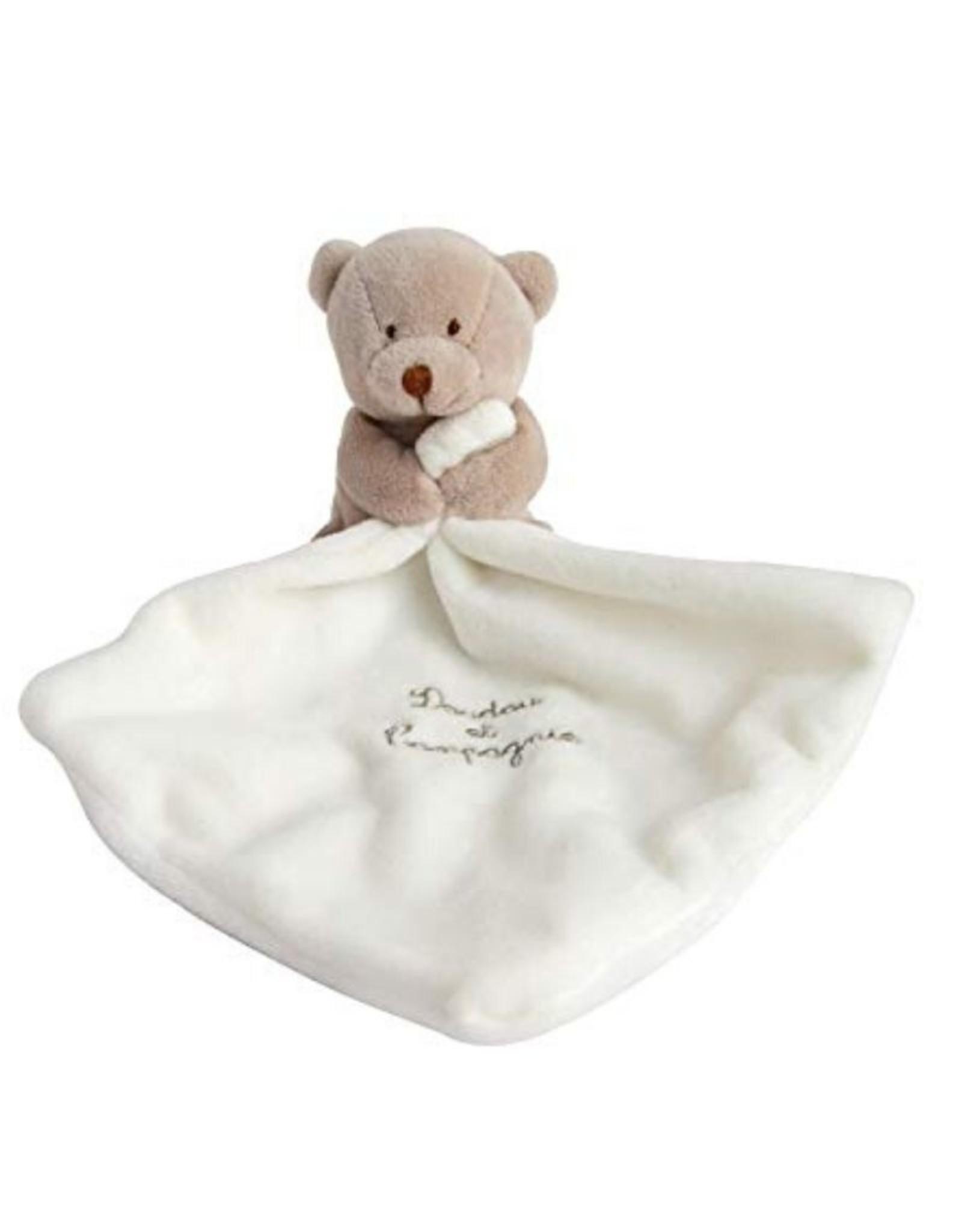 Doudou Bear with DouDou Flower Box