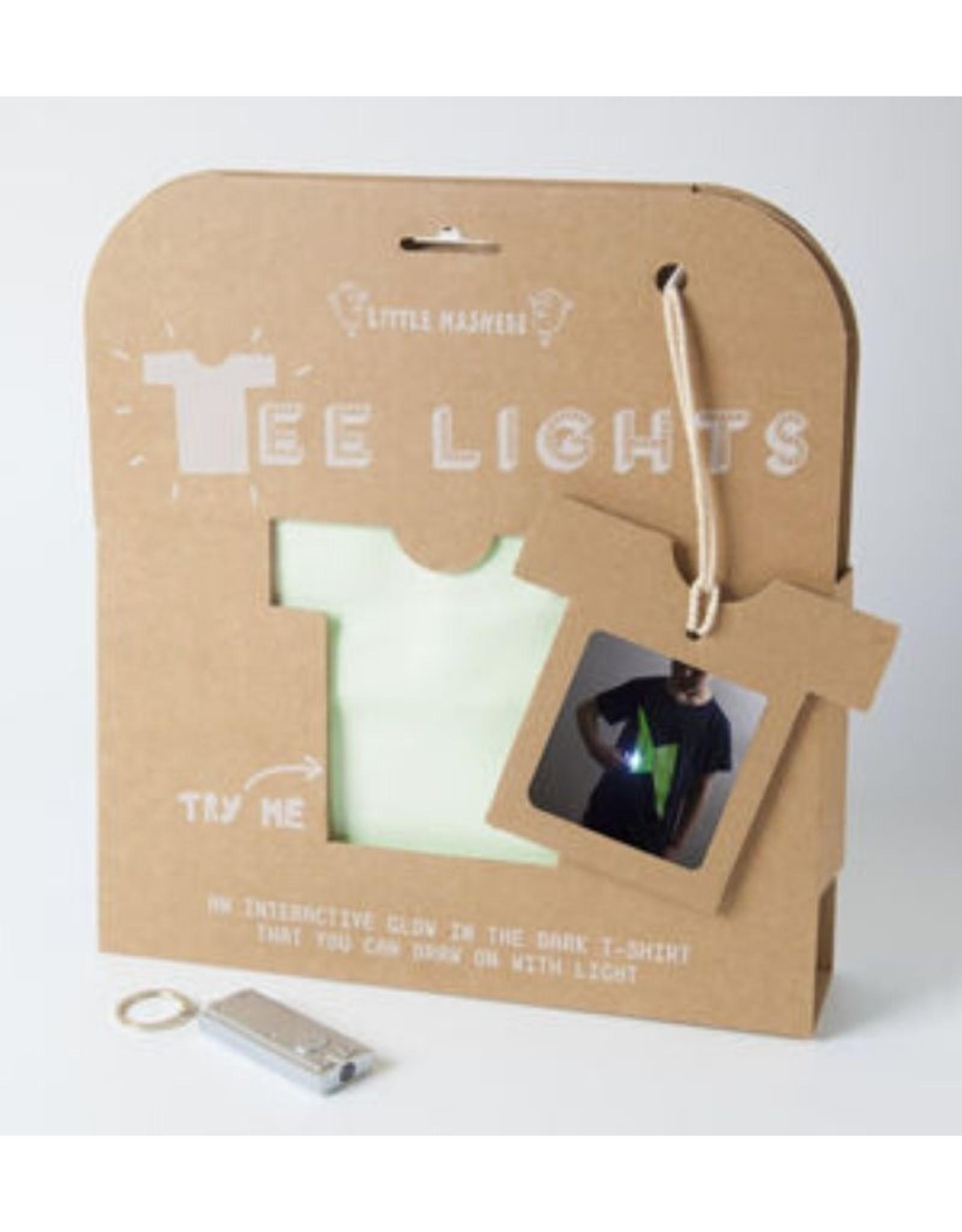 Little Mashers Tee Light Glow Up Lightning