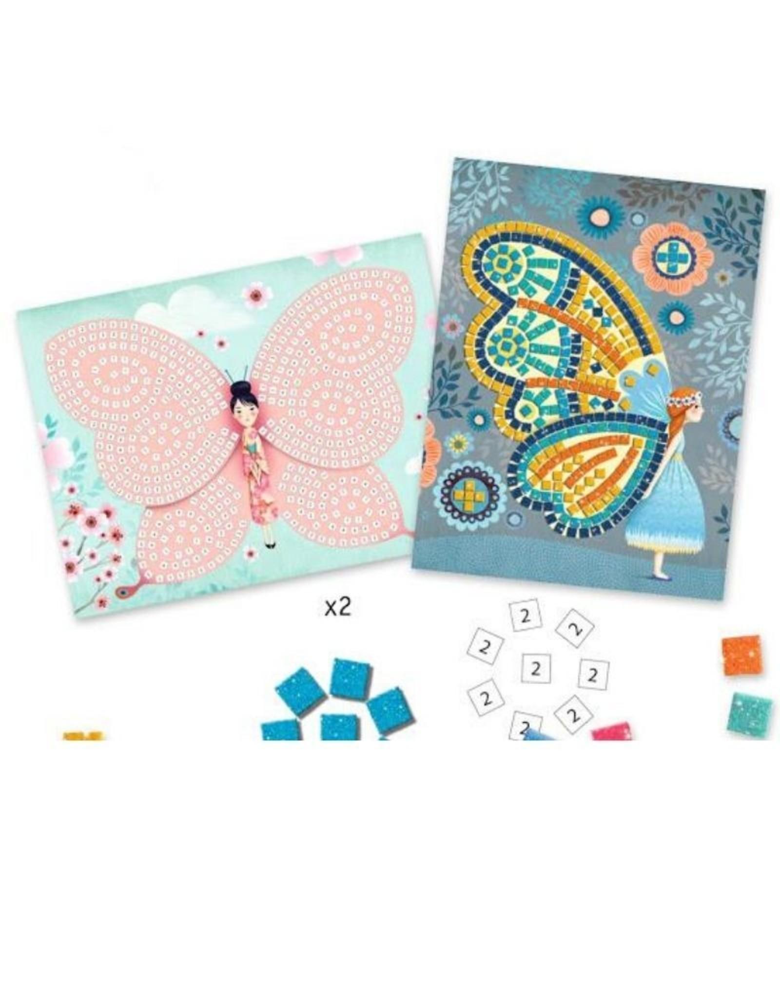 Djeco Mosaics Butterflies