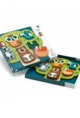 Djeco Oski puzzle
