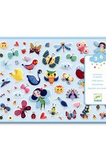 Djeco Stickers Little Wings