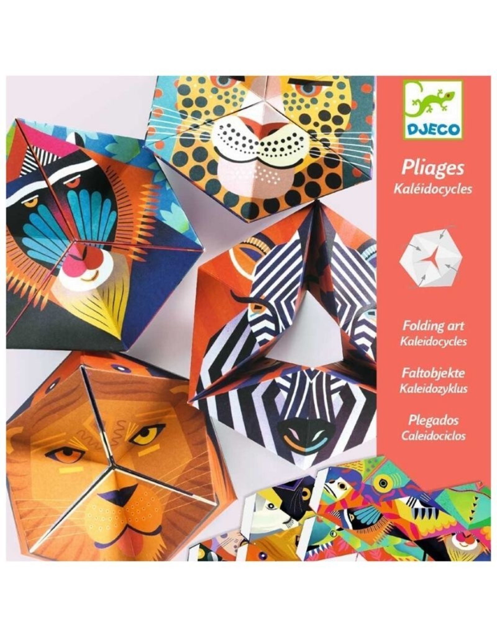 Djeco Origami Flex