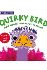 Alphaprints Quirky Bird