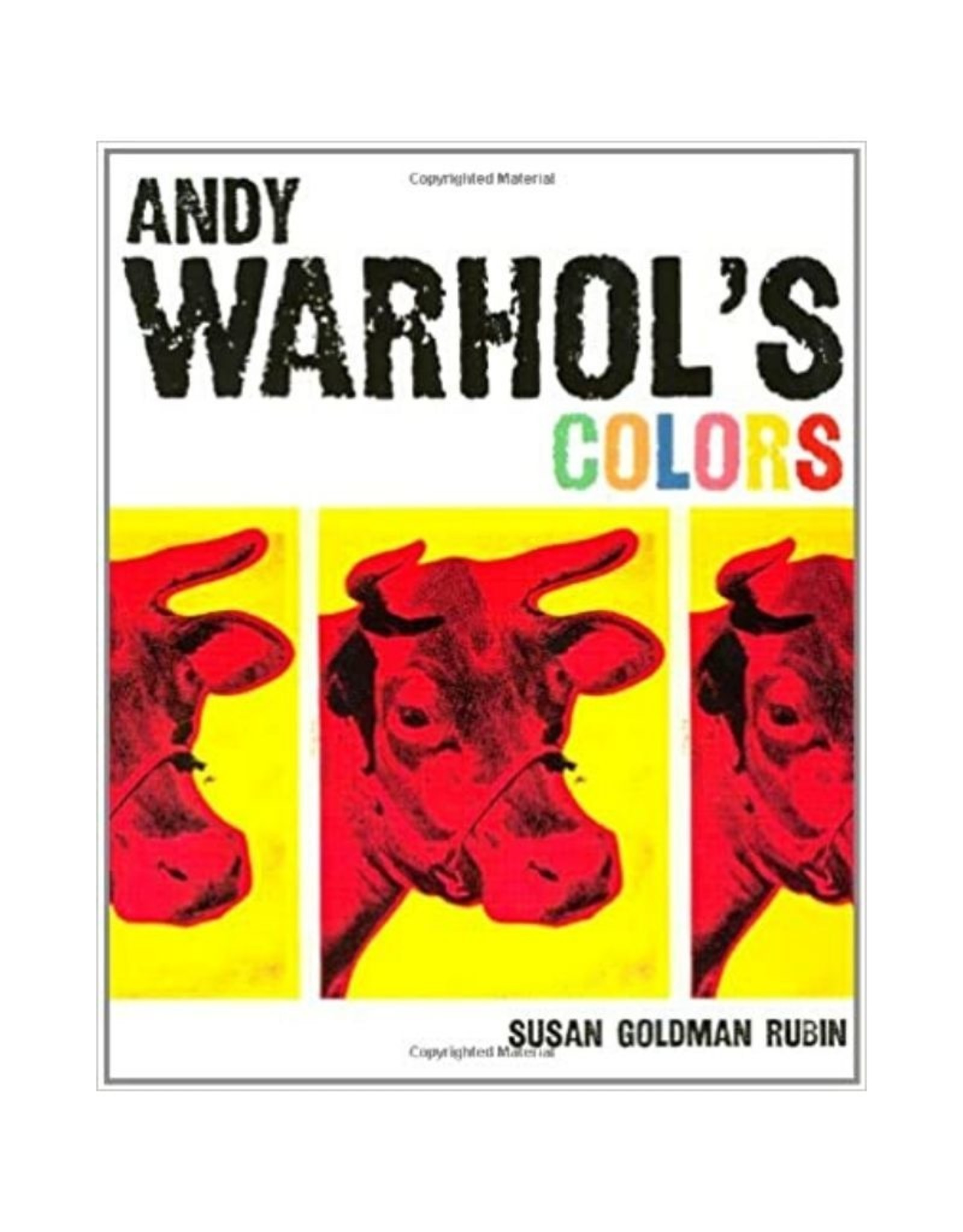 Andy Warhol What Colors