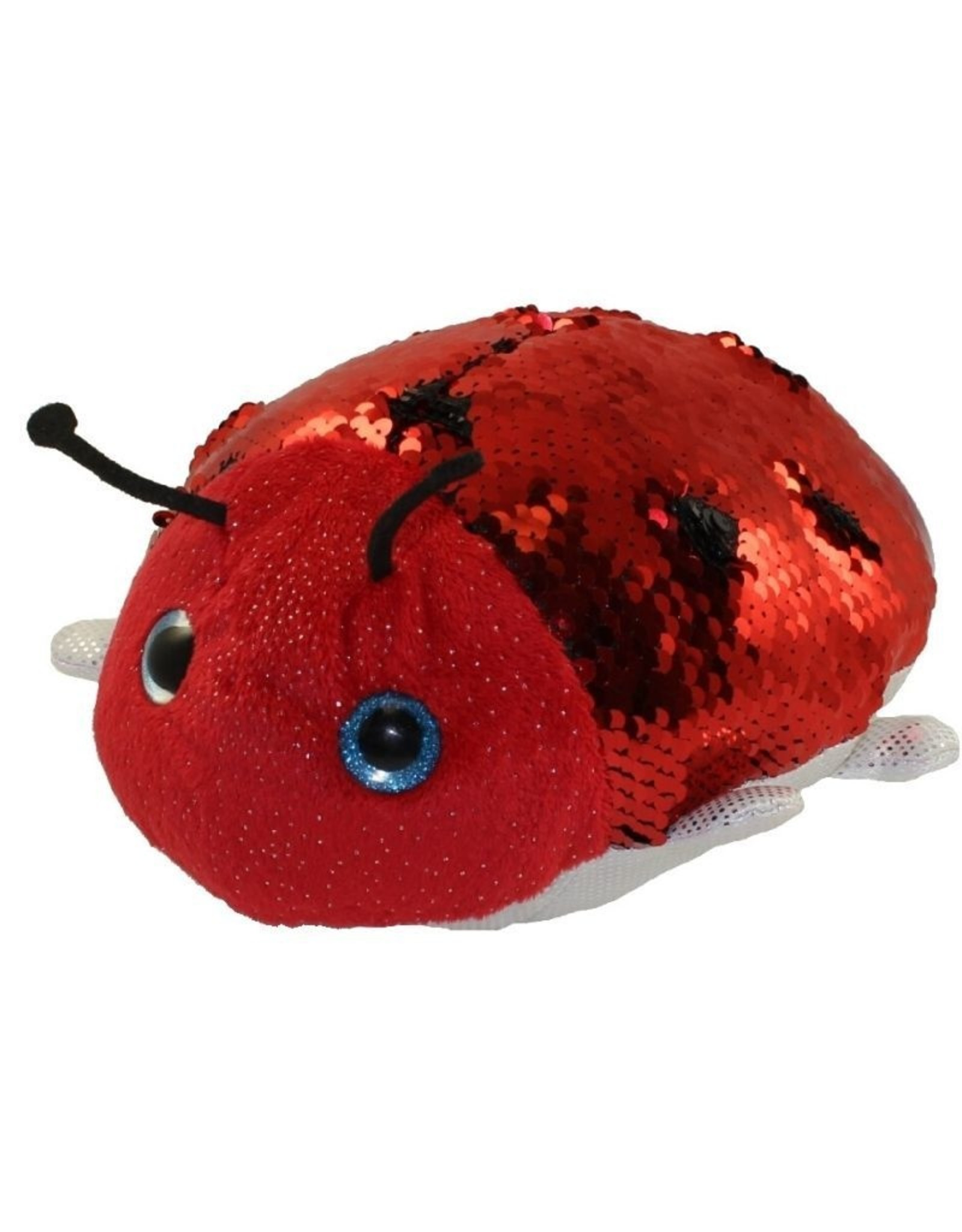 """10"""" Sequin Lady Bug"""