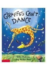 Scholastic 7197 Giraffes Can't Dance