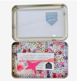 Atsuyo et Akiko Accessories Set Amulet Pink