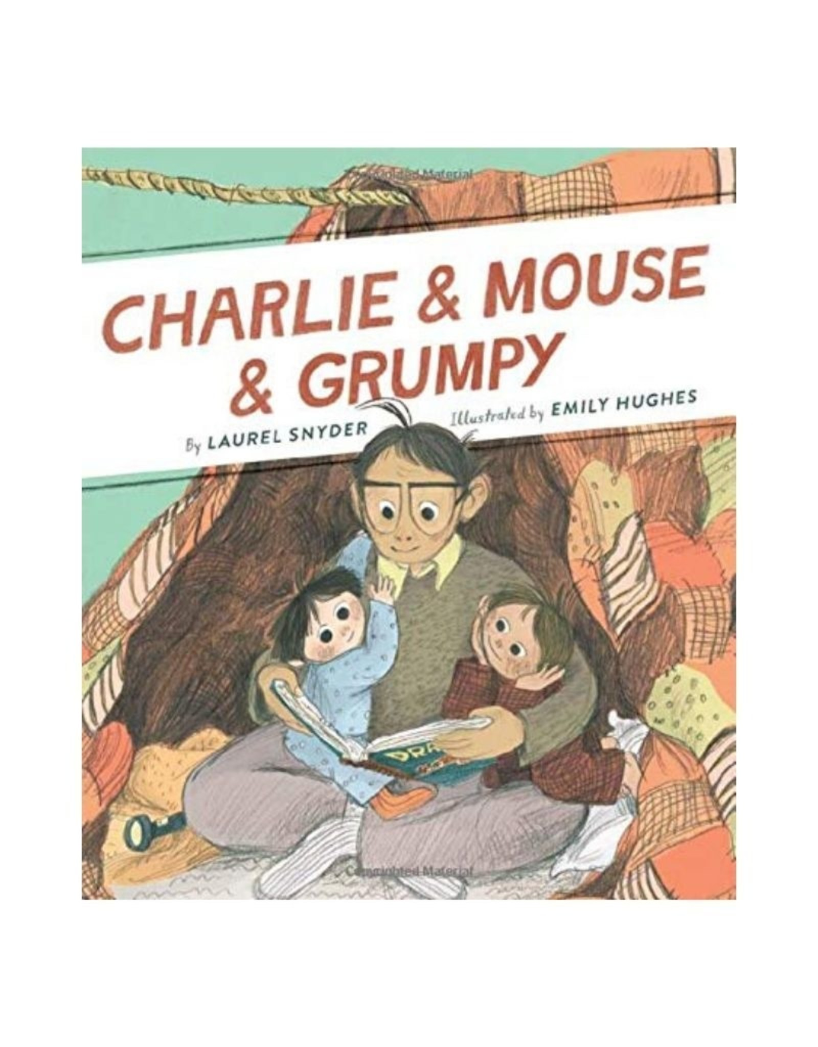 Charlie and Mouse and Grump