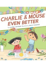 Charlie and Mouse Even