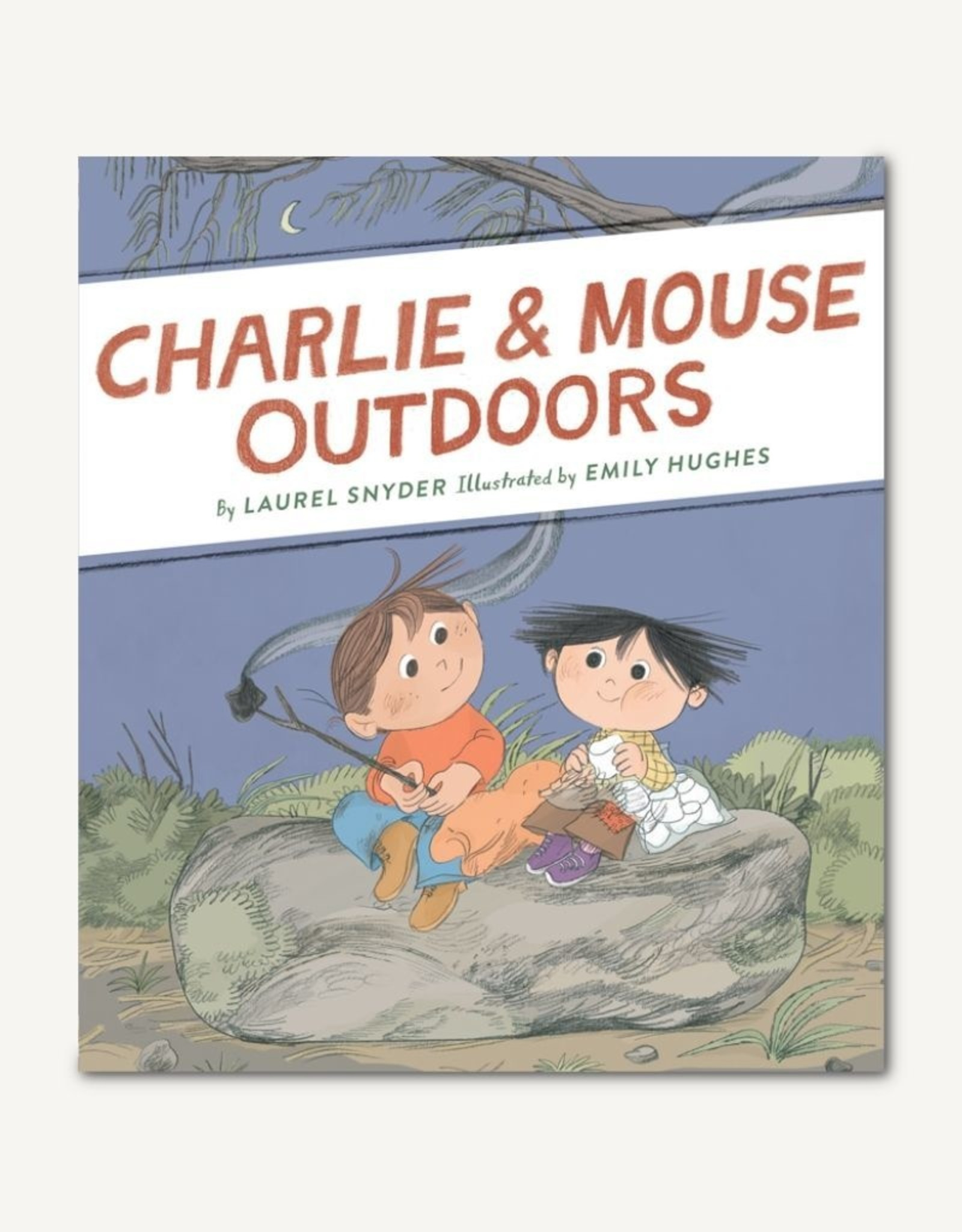 Charlie and Mouse Outdoor