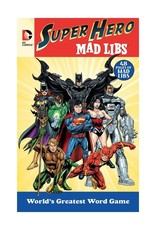DC Comics Super Hero Mad Lib