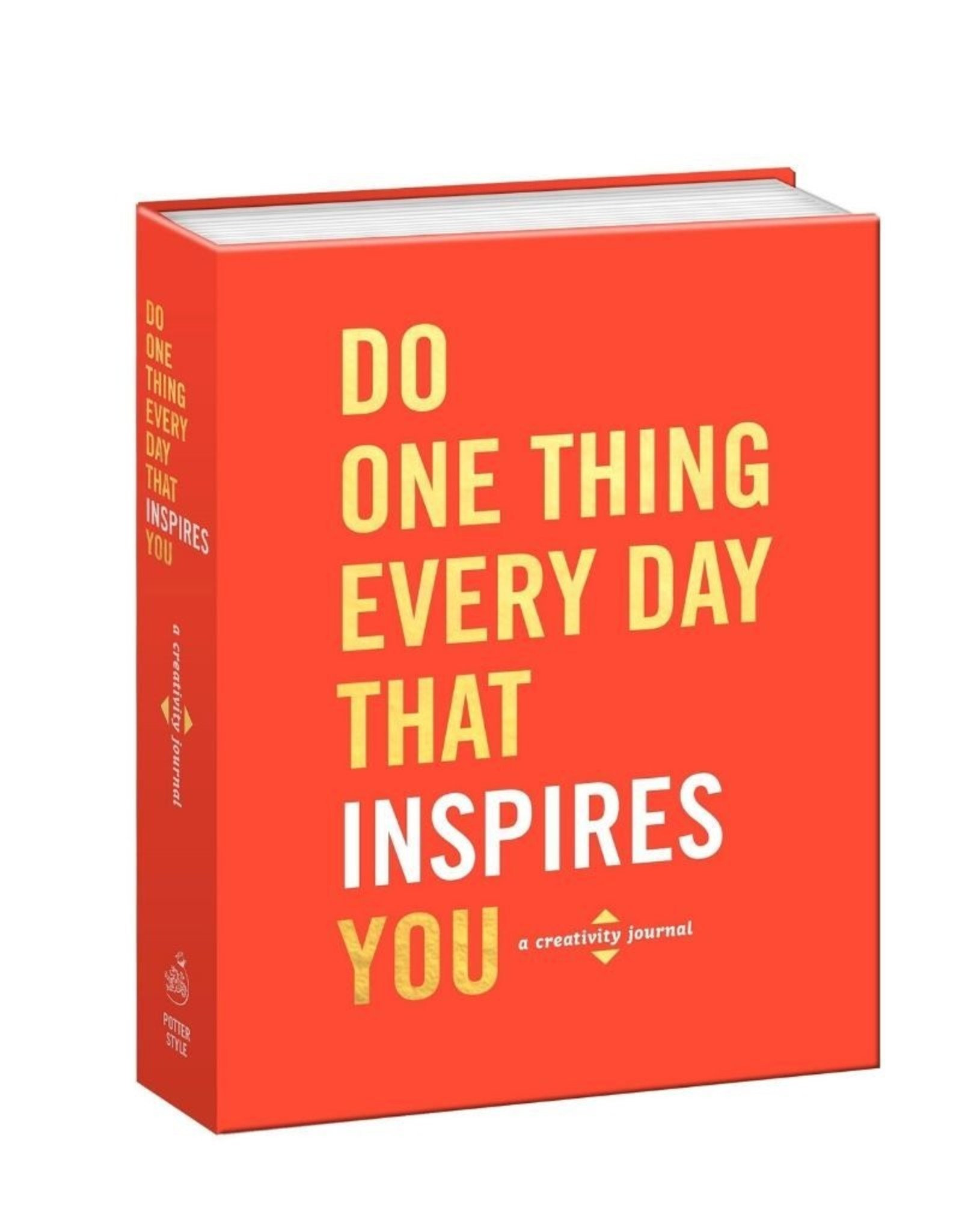 Do One Thing Every Day That Inspires