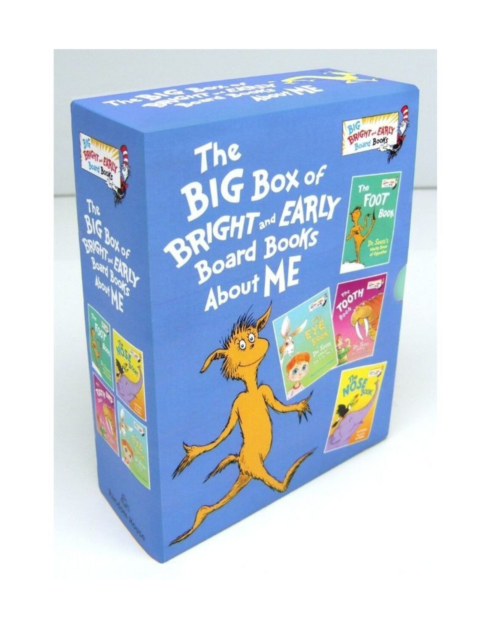 Dr Suess Big Box of Early Books