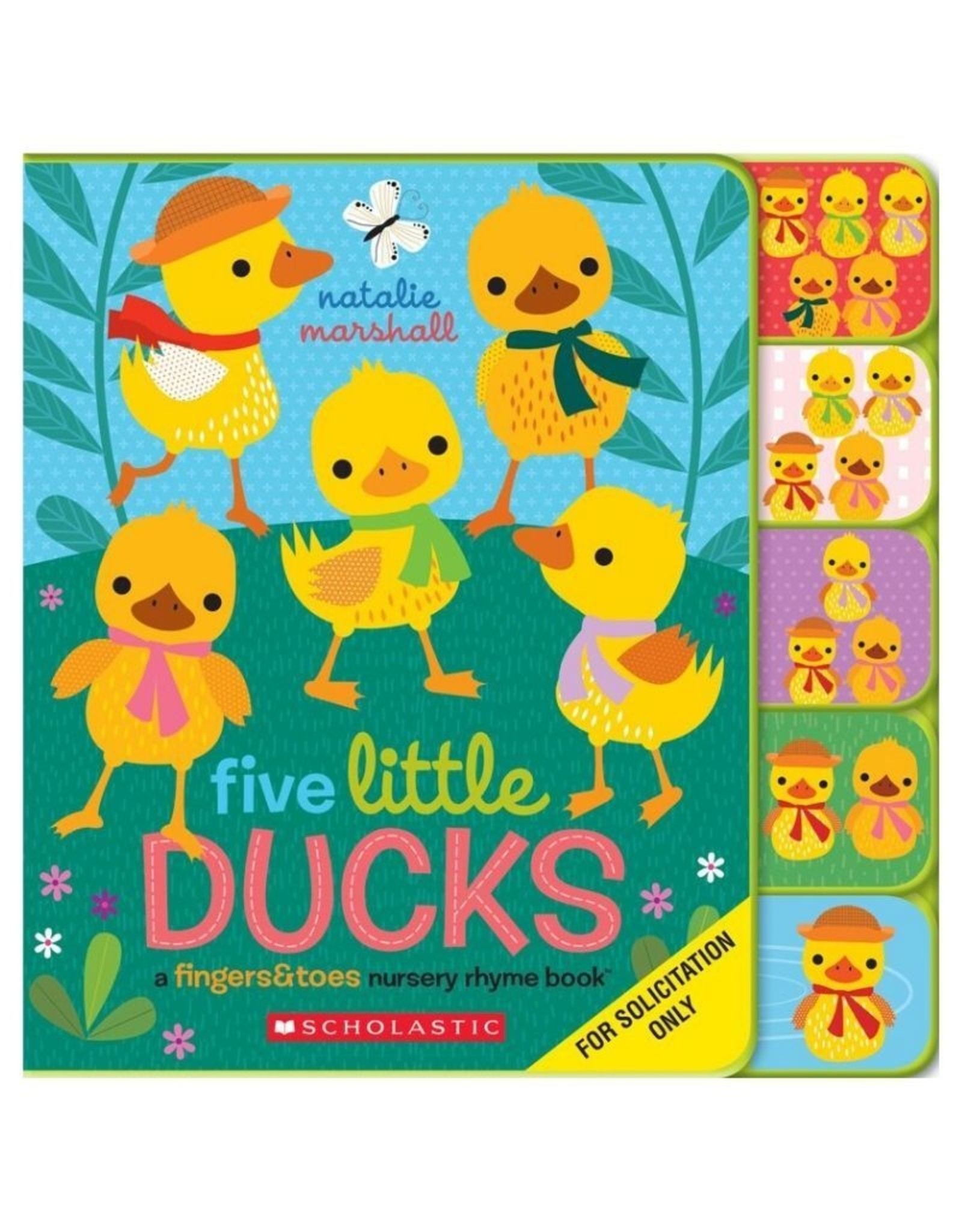 Scholastic Five Little Ducks