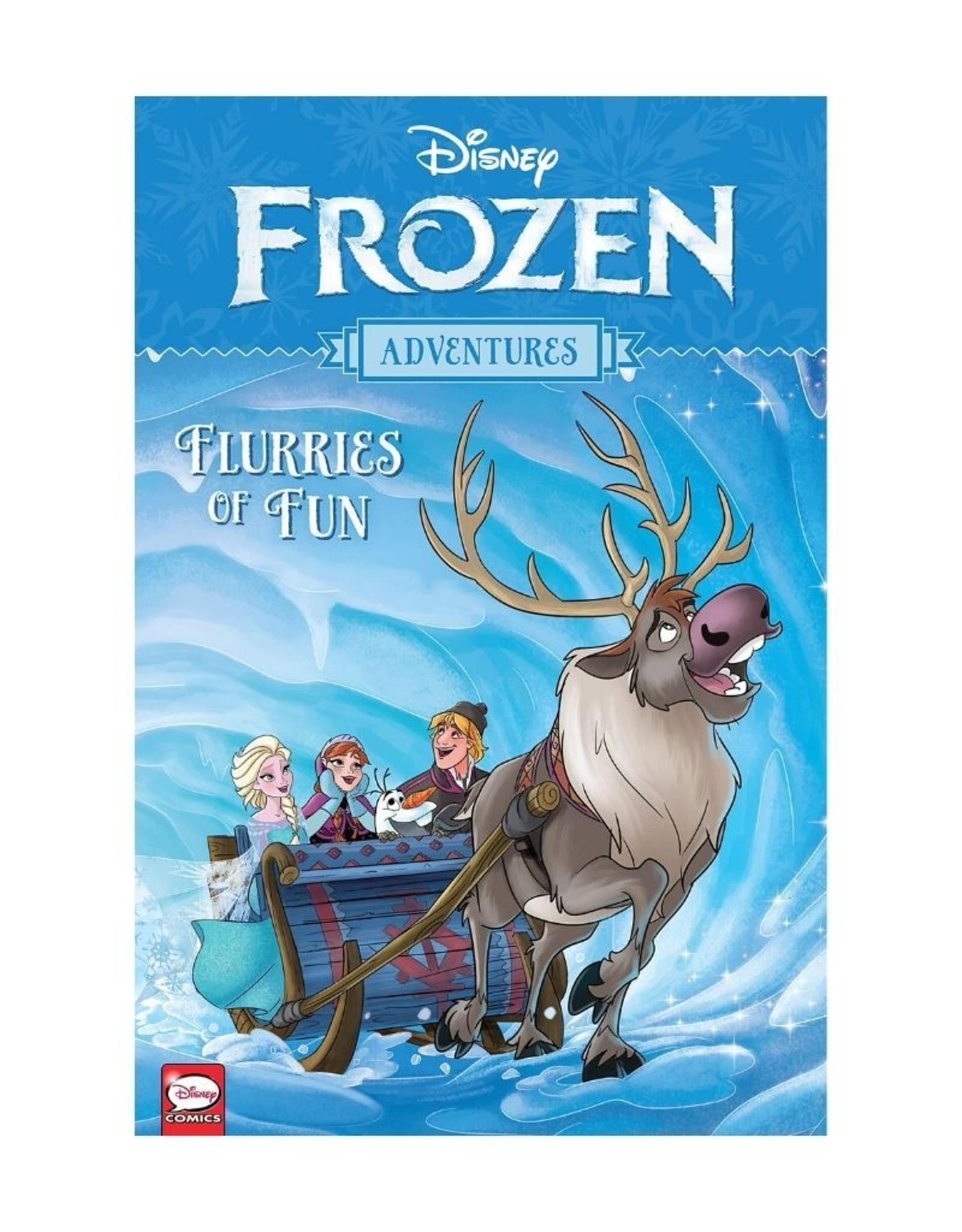 Frozen Flurries of Fun