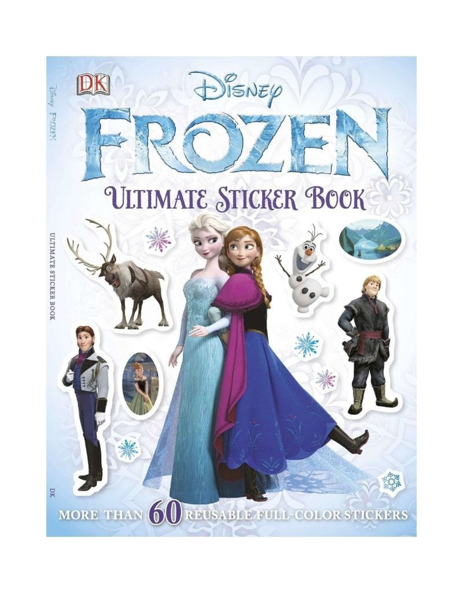 Frozen Ultimate Sticker Collection