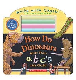 Scholastic How do dinosaurs write their ABC