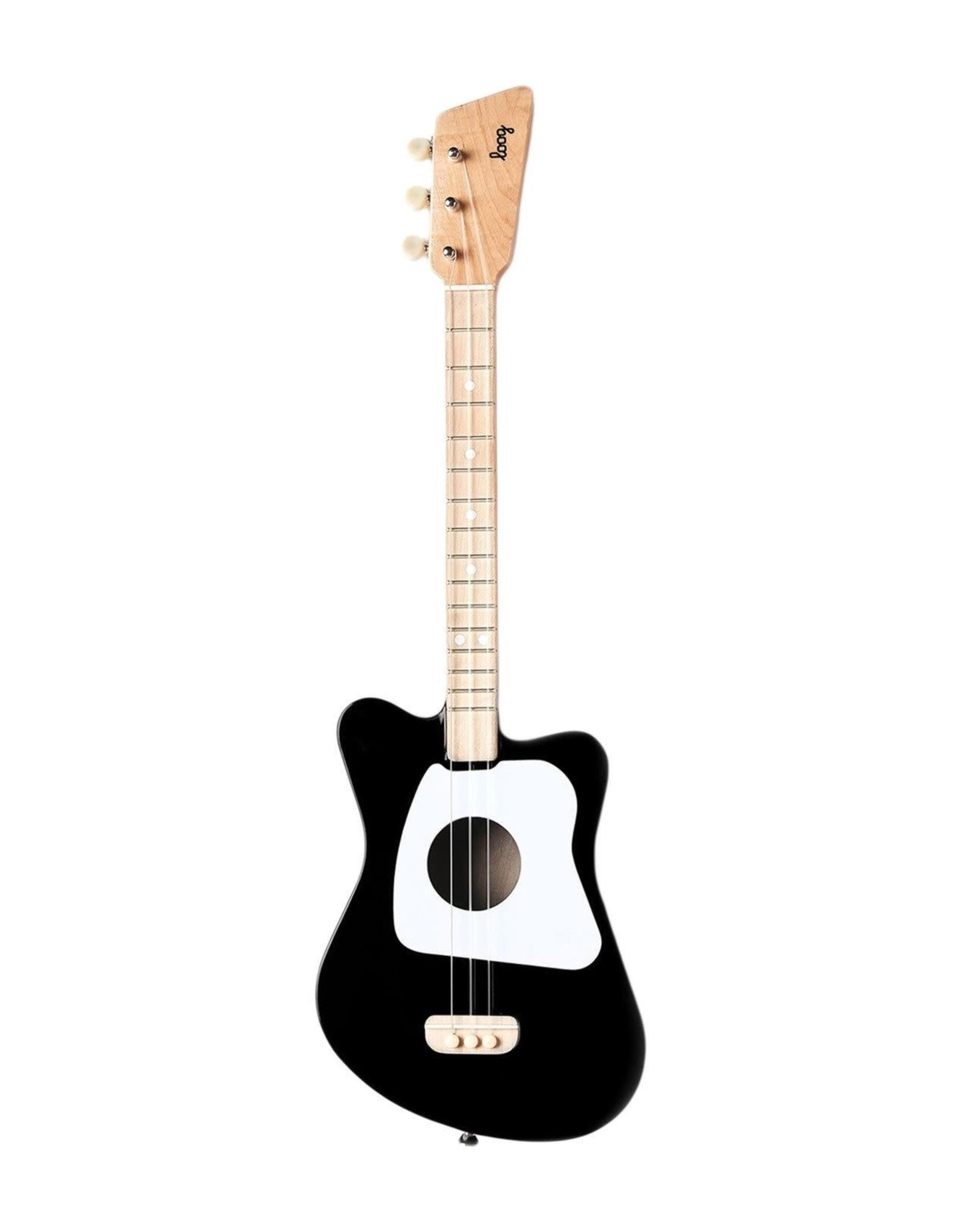 Loog Loog Mini Black Guitar