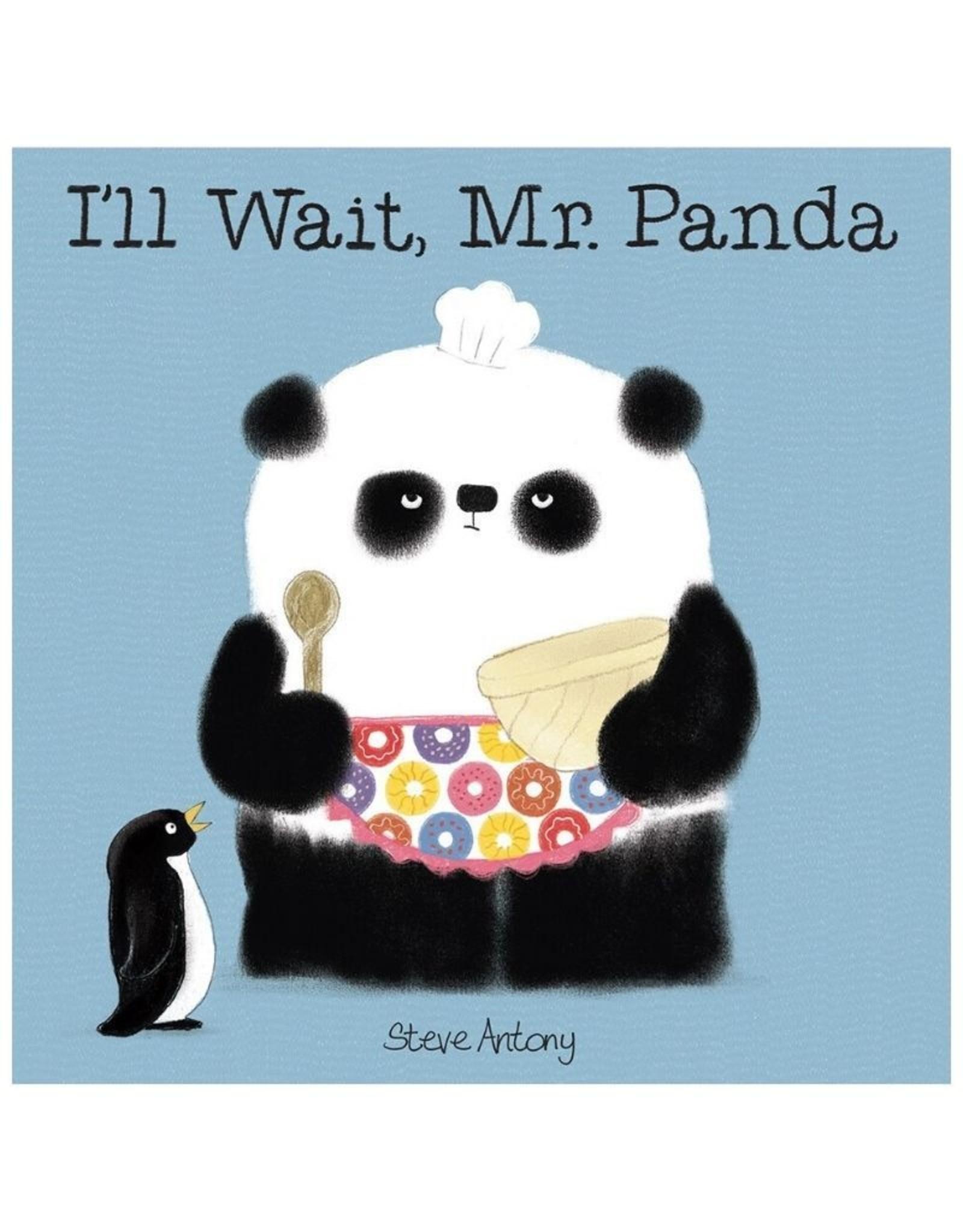 Scholastic I'll Wait Mr Panda