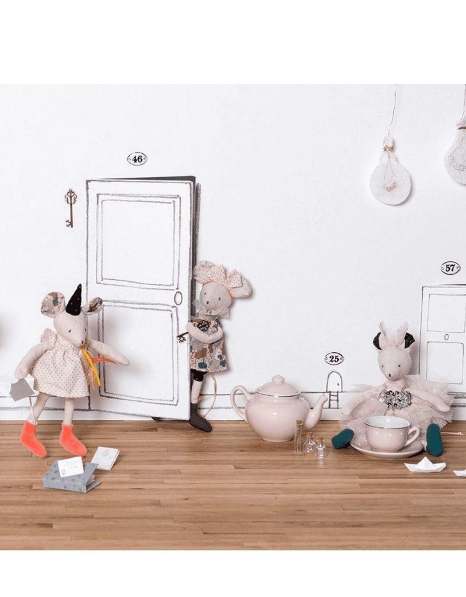 Moulin Roty Il Etait Une Fois Porcelain Tea Set