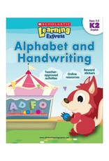 Scholastic K2 Alphabet and Handwriting