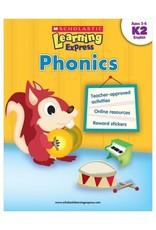 Scholastic K2 Phonics