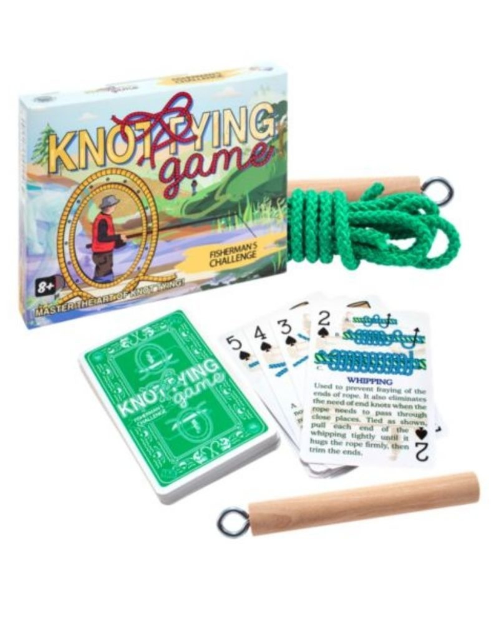 Channel Craft Knot Tying Fisherman